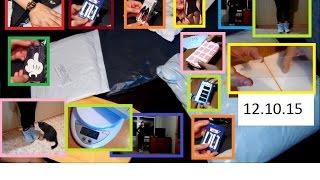 Посылки из Китая от 12.10.15 Кофта, тапки, часы, весы, для красоты(Группа в одноклассниках http://ok.ru/group/52118078292175 Группа в контакте: http://vk.com/club111775707 Название: Кофточка женская..., 2015-10-12T16:25:16.000Z)