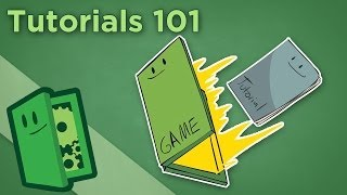 Tutorials 101 - How to Design a Good Game Tutorial - Extra Credits