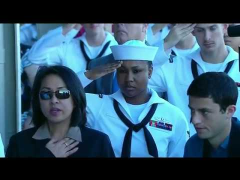 75th National Pearl Harbor Remembrance Day Commemoration