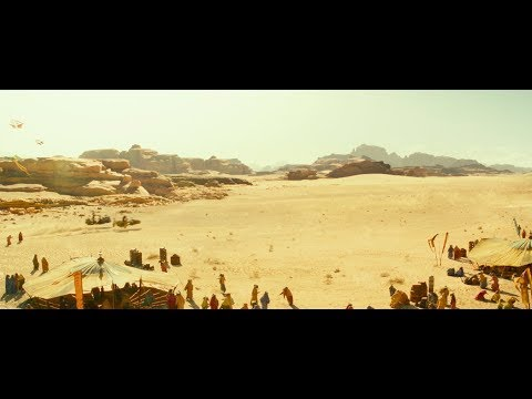 'Star Wars: The Rise Of Skywalker' Film Clip