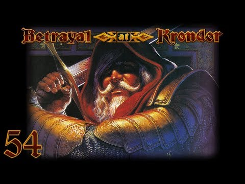 Let's Play - Betrayal at Krondor - 54 A Special Meal