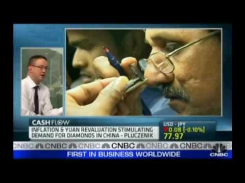 CNBC - Diamonds: a Safe Haven Investment