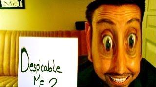 Critique Cinéma 14 : DESPICABLE ME 2 (Détestable Moi 2)