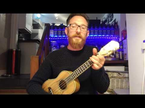 Wrong Direction Passenger ukulele cover Jason Dunn