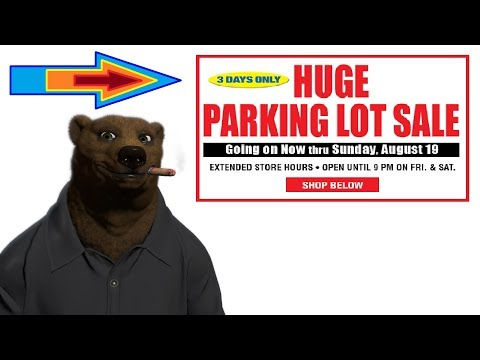 Harbor Freight Parking Lot Sale Buyers Guide (8/17/21)