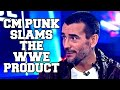 CM Punk SLAMS The WWE Product: Seth Rollins, Blue Smackdown Title, & King Corbin Dog Mascot Segment!
