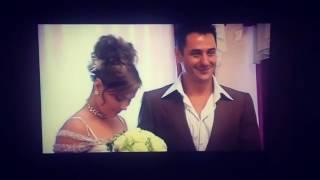 Видео со свадьбы Стаса Костюшкина