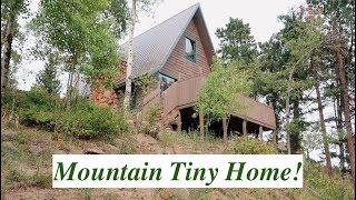 Our Tiny House - Colorado Mountain Living Tour - 2019.39