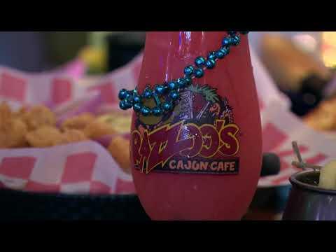 Re-discover Razzoo's Cajun Café