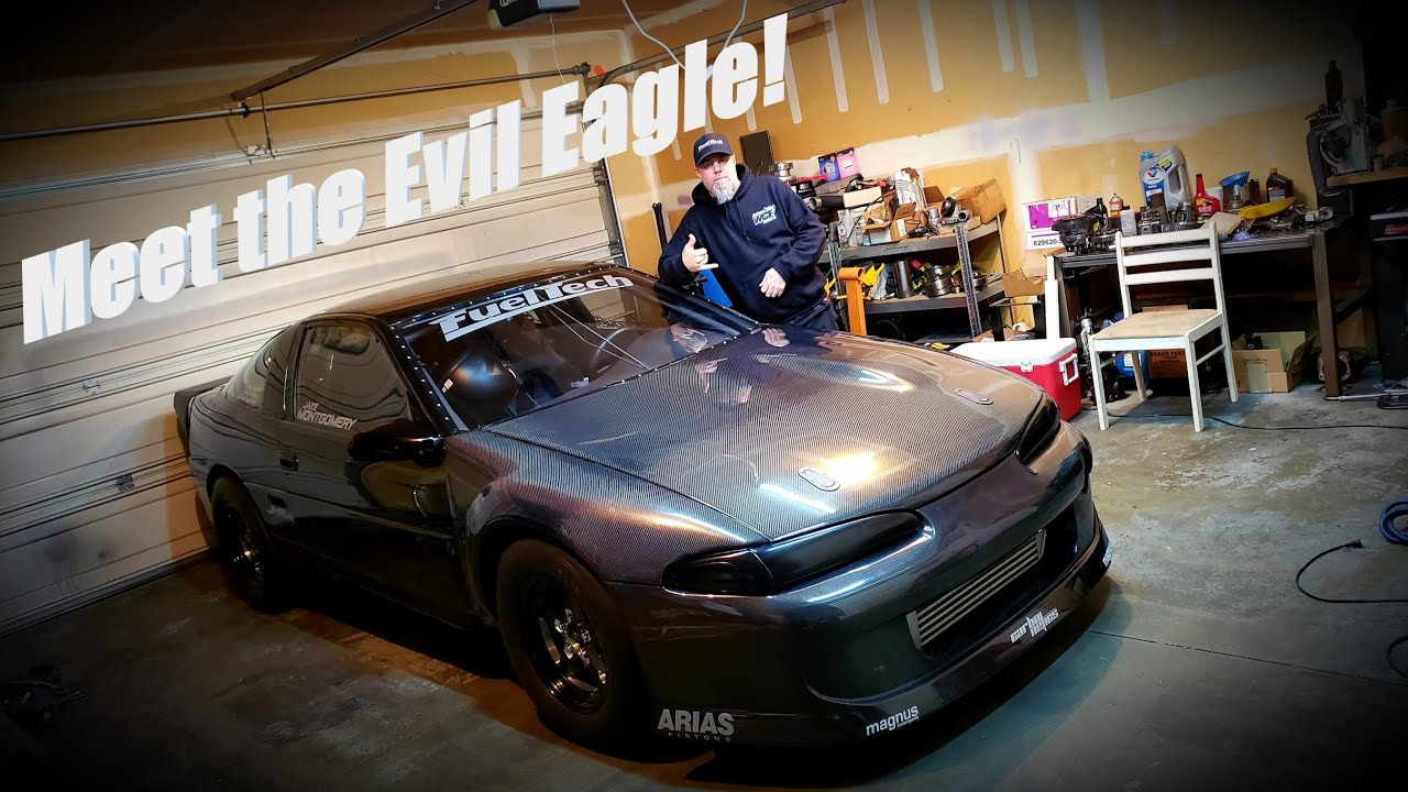 Download Big turbo AWD DSM, meet the evil eagle!