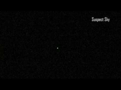UFO Dims and Brightens Across Shrewsbury Sky in UK [SIGHTING]