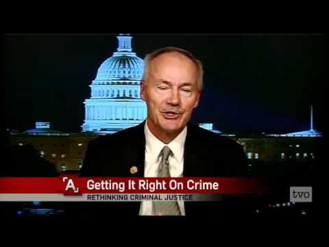 Asa Hutchinson: Getting it Right on Crime