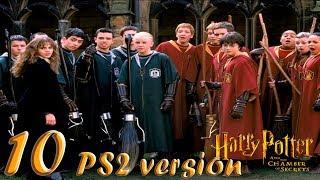 Гарри Поттер и Тайная Комната прохождение PS2-версия #10 Шкаф-вышибала и заклинание Скурж
