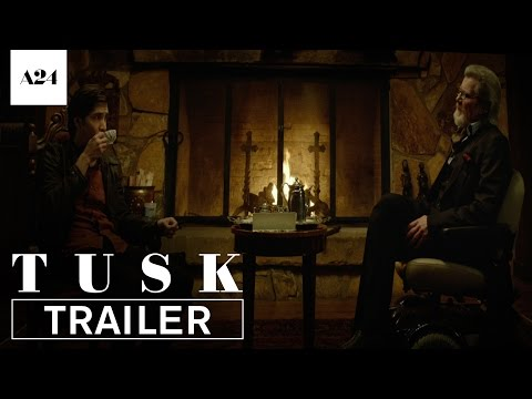 Tusk | Official Trailer HD | A24