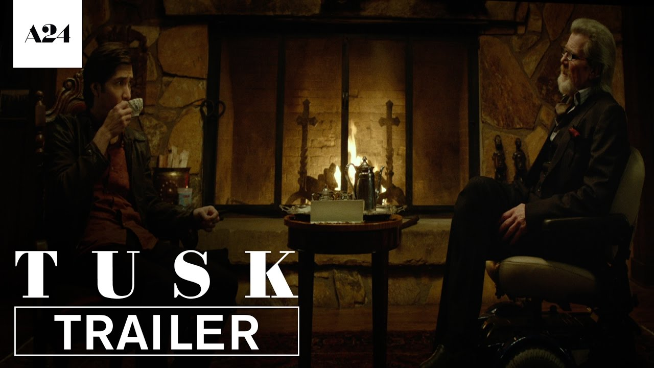 tusk official trailer hd a24 youtube