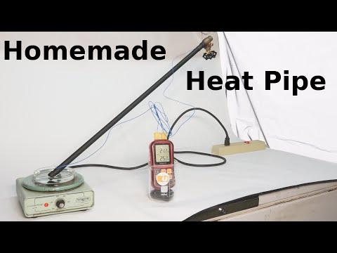 Homemade Heatpipe