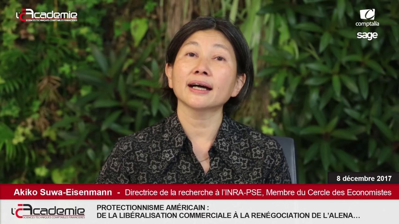 Les Entretiens de l'Académie : Akiko Suwa-Eisenmannn