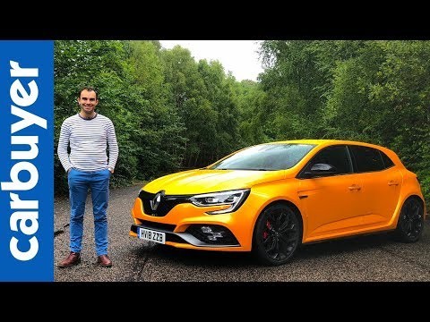 Renault Megane RS 2019 in-depth review - Carbuyer