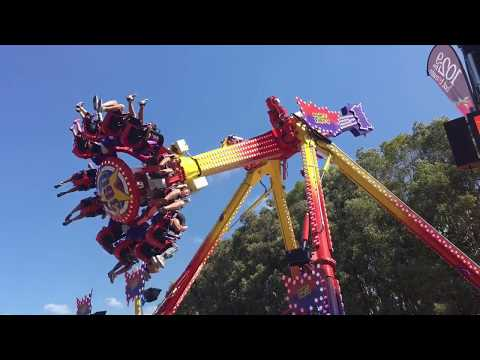 Gold Coast Show 2017 Rides & More