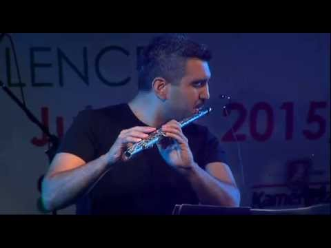 "EREN COŞKUNER QUARTET, ""JUST FUNK"" LIVE RECORDING FROM PERELİK ECO JAZZ FESTIVAL, BULGARIA -2015-"