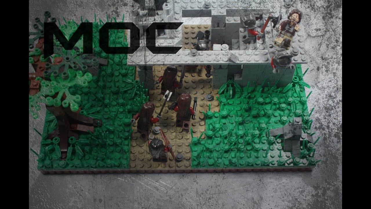 Lego Lord Of The Rings Battle Of Amon Hen
