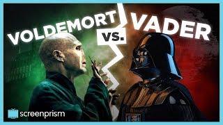 Voldemort v. Vader - Harry Potter and Star Wars Matchup