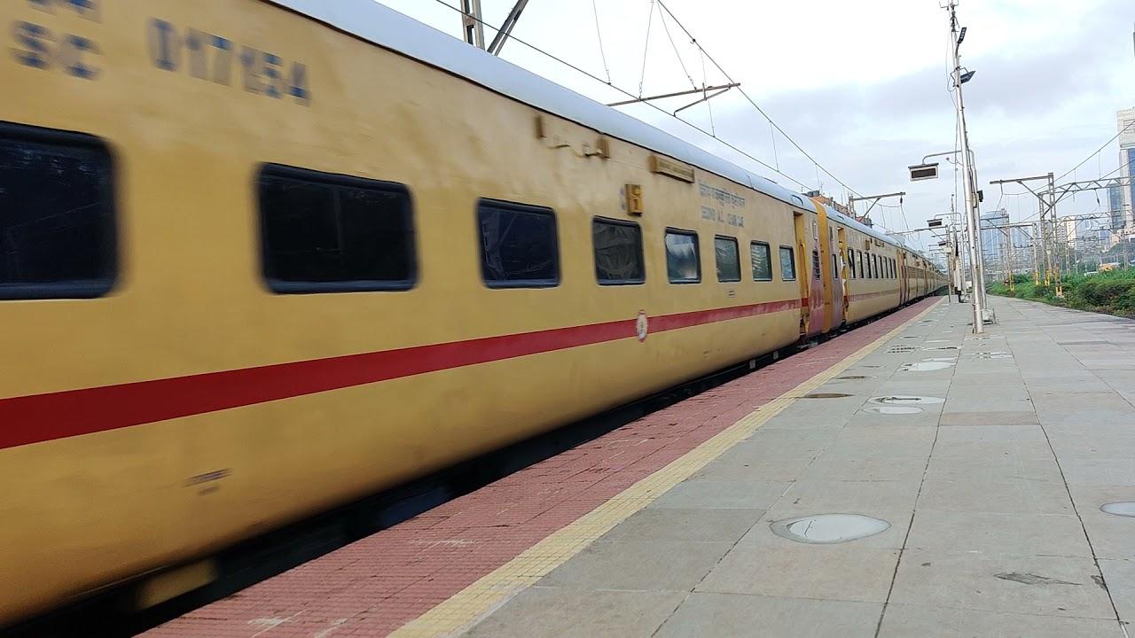 Download Mumbai Nanded Tapovan express.  tapovan express . 17618 tapovan express. 17617dadar railway station