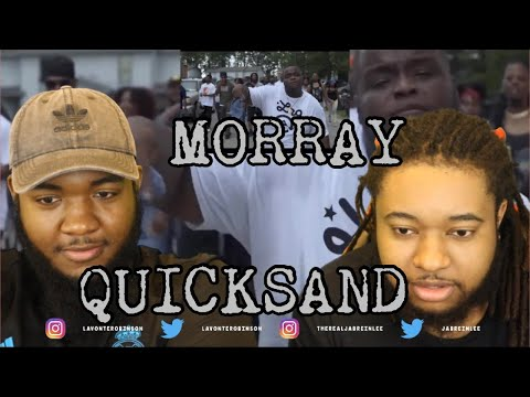 morray – quicksand (official music video) REACTION