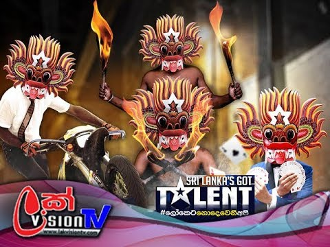 Sri Lankas Got Talent 12-08-2018