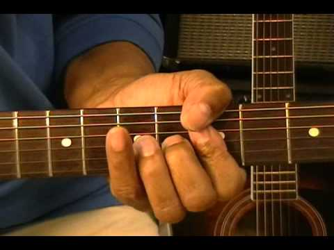 Stevie Wonder Superstition Style Guitar Chord Form Tutorial 14r