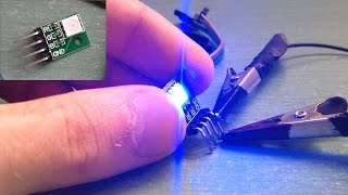 3 Color SMD RGB LED 5050 module for Arduino (with resistors)