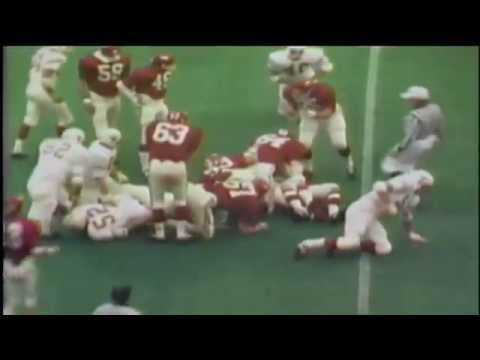 1969 Texas-Arkansas football game radio broadcast