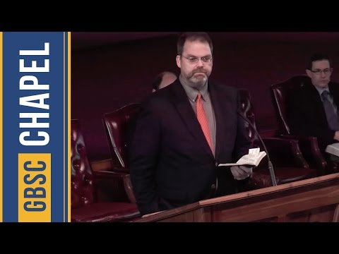 Dr. Matt Friedman - Making Disciples