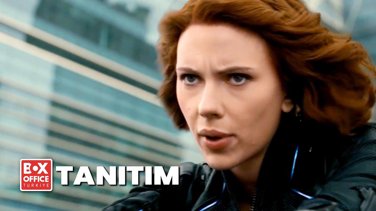 Black Widow: Altyazılı Tanıtım