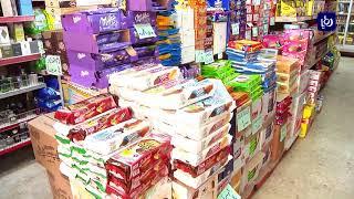 نقابة تجار المواد الغذائية تحذر من رفع الضريبة على السلع والقطاع التجاري