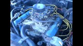 1970 Oldsmobile Cutlass Supreme pre-restoration (wiring/engine)
