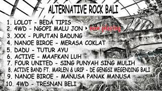Koleksi lagu band ROCK ALTERNATIVE BALI [TERBAIK]