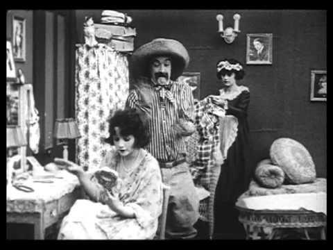 """Harold Lloyd """"HEY THERE"""" (1918) musical score by Ben Model"""