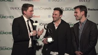 Best Hardware Startup Oculus VR | Crunchies Awards 2013