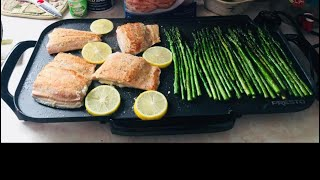 PRESTO Electric Griddle Review…