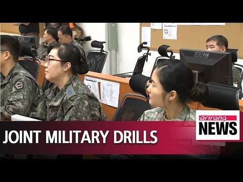 S. Korea and U.S. complete annual Key Resolve military exercise Thursday morning