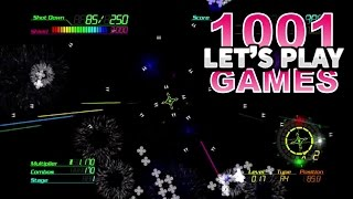 Every Extend Extra Extreme (E4) (Xbox 360) - Let's Play 1001 Games - Episode 167