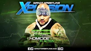 Jon Cruz vs. Homicide (Xplosion - March 10th, 2018)