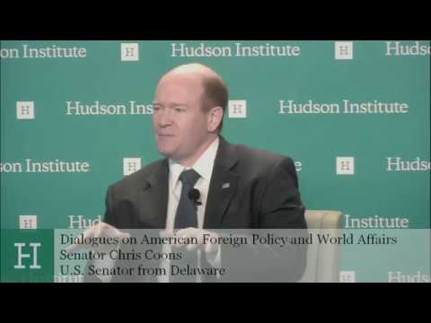 Dialogues on American Foreign Policy and World Affairs: Senator Chris Coons & Walter Russell Mead
