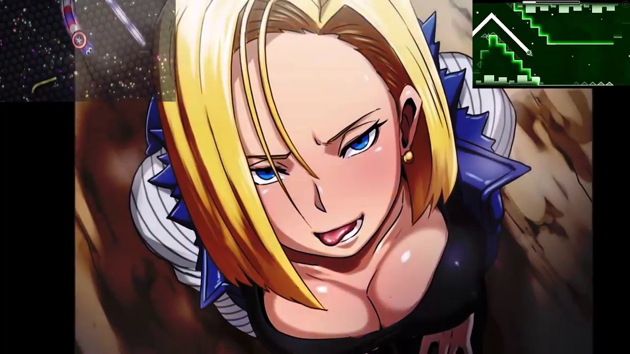 Android 18 sexy