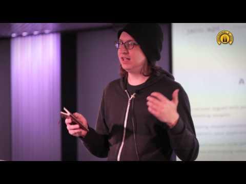 Steve Klabnik at APIdays Mediterranea 2015. JSON API: your anti-bikeshedding weapon