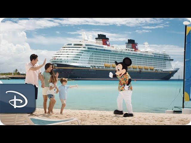 Disney Junior Let's Go | Mickey and Me at Sea