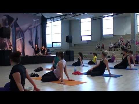 Toni Nemeth Body Art Deep Work Nike Convention Estonia 2012 Youtube