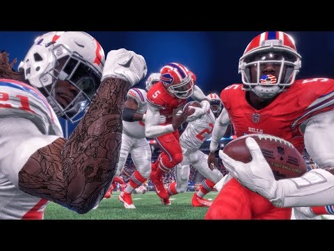 3 USER PICKS IN CRAZIEST FINISH EVER ON MNF! Madden 18 Career Mode Gameplay Ep. 28