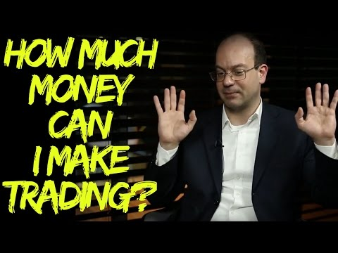 Risking a Little to Make a Lot: How much Money can I Make Trading?